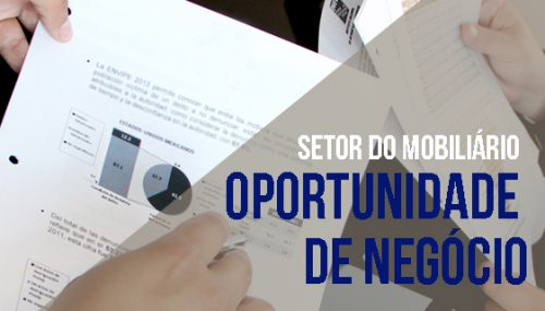 Oportunidade de Negócio Sector do Mobiliário