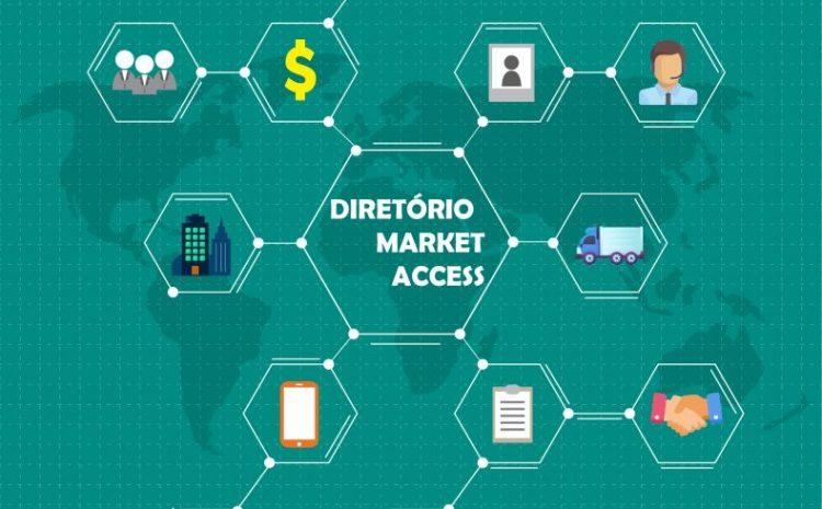 Diretório de Market Access encontra-se disponível para consulta e download