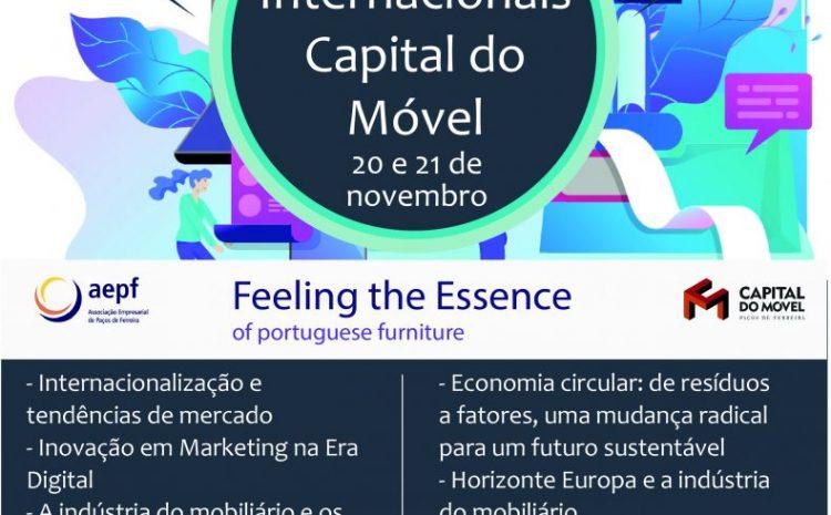 I Jornadas Internacionais Capital do Móvel – Inscrições