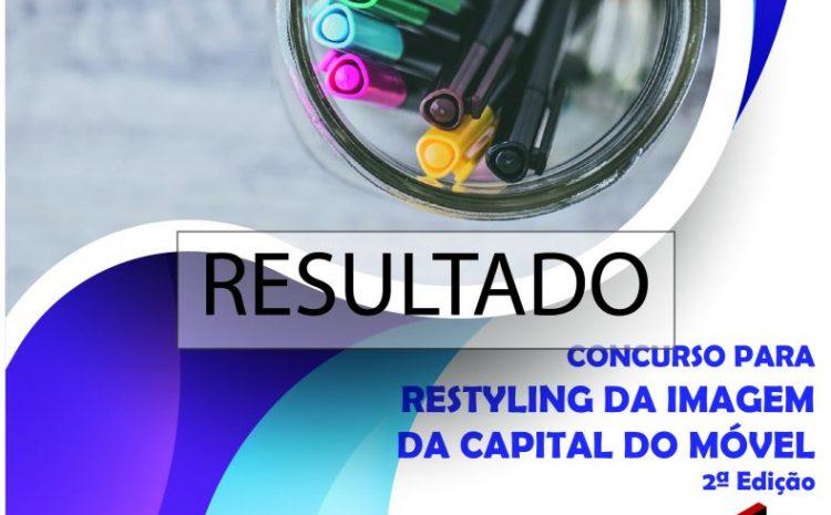 Resultado do concurso Restyling da Imagem Capital do Móvel, 2ª edição