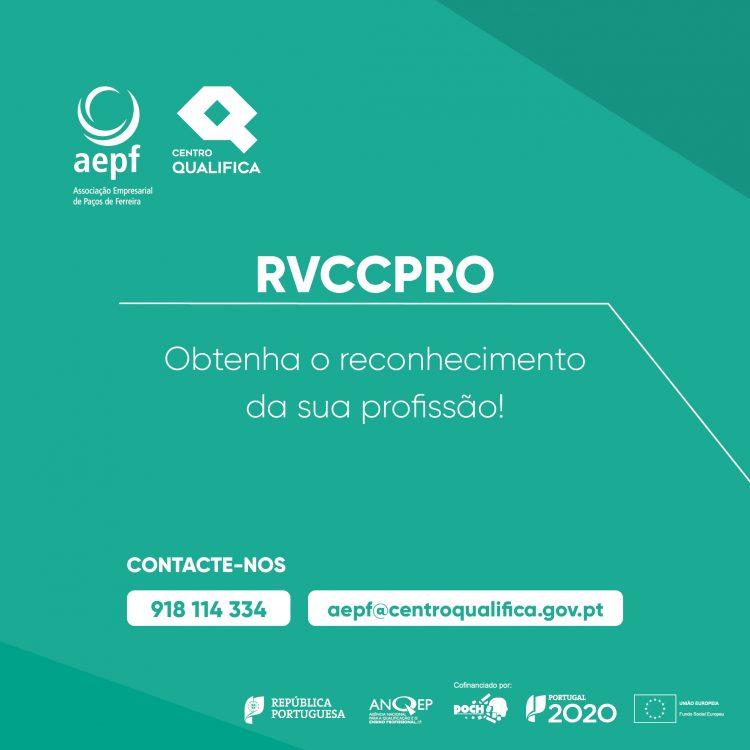 RVCC: Reconhecimento, Validação e Certificação de Competências Profissionais