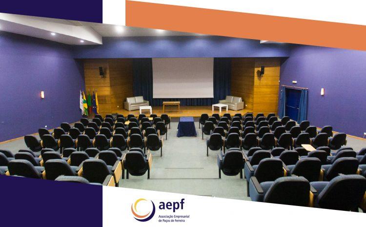 Realize o seu evento na AEPF