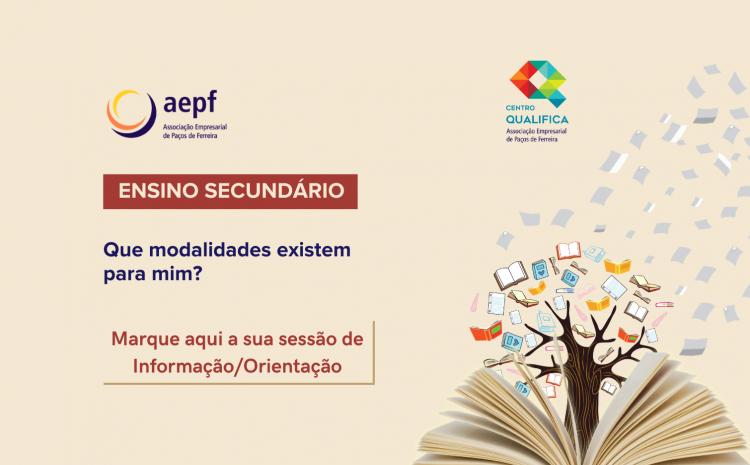 Centro Qualifica AEPF – Sessão de Informação/Orientação