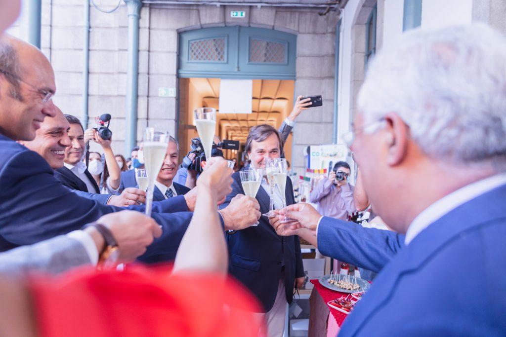 Visita de Primeiro-Ministro marca o ponto alto da 54ª Capital do Móvel na Alfândega