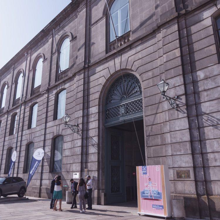 54ª Capital do Móvel inaugurada na Alfândega do Porto