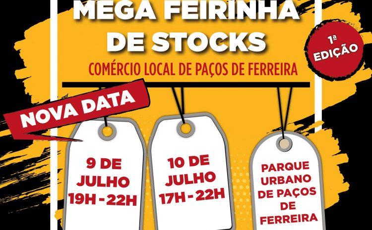 Mega Feirinha de Stocks
