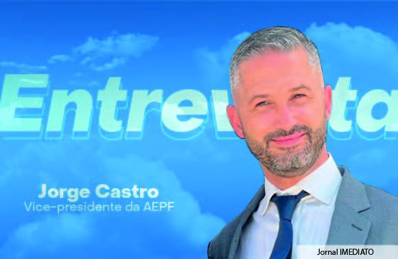 Jorge Casto em entrevista ao IMEDIATO
